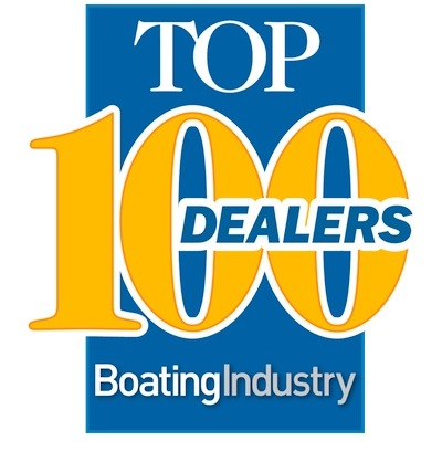 top 100 dealers logo